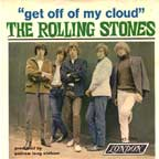 Rolling Stones - Get Off Of My Cloud / I�m Free W/ps