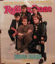 Rolling Stone Cover Poster