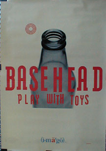 Basehead - Play With Toys poster