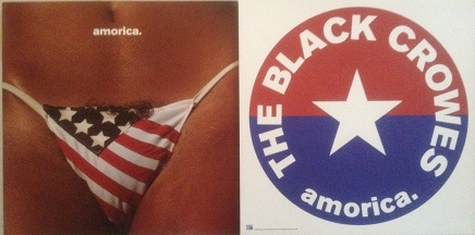 Black Crowes Amorica Records Lps Vinyl And Cds Musicstack
