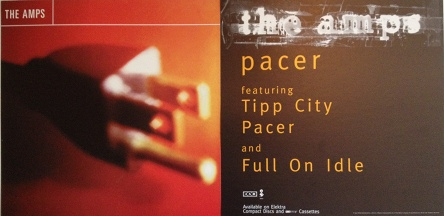 Amps - Pacer poster flat