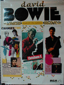 Music For The Eighties Poster