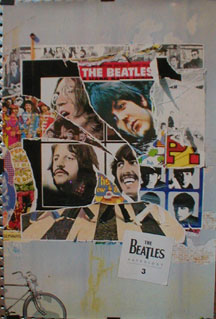 Beatles - Anthology 3 (Cover artwork poster)