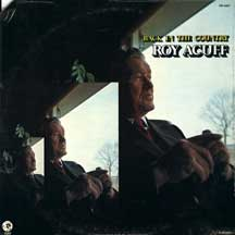 Acuff,Roy - Back In The Country