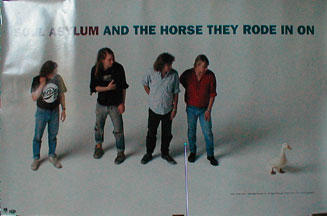 Soul Asylum - And The Horse They Rode In On Poster