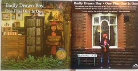 Badly Drawn Boy One Plus One Is One Poster Flat PO