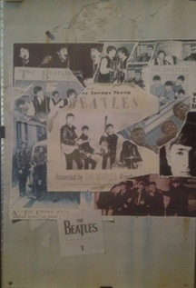 Beatles - Anthology 1 (Cover artwork poster)
