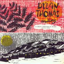Thomas,Dylan - Reading A Child's Christmas In Wales Vol. 1