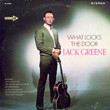 Greene, Jack - What Locks The Door Album