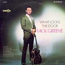 Greene, Jack - What Locks The Door Album