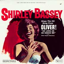 Bassey,Shirley - Sings Hits From Oliver