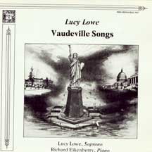 Vaudeville Songs
