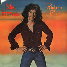 Harrison,Mike Rainbow+Rider LP