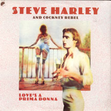 Harley, Steve & Cockney Rebel - Love's A Prima Donna