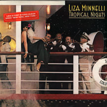 MINNELLI, LIZA - Tropical Nights Vinyl