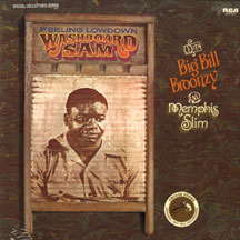 Washboard Sam - Feeling Lowdown