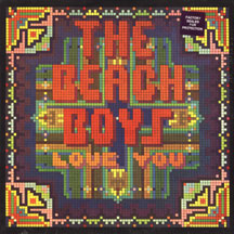 Beach Boys - Love You Vinyl