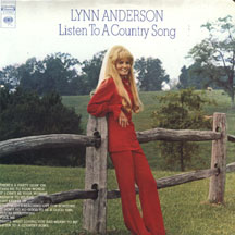 Anderson,Lynn - Listen To A Country Song
