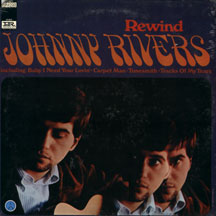 Rivers, Johnny - Rewind Vinyl