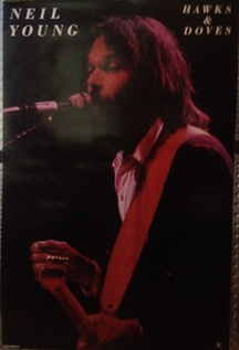 Young, Neil - Hawks &amp; Doves Poster