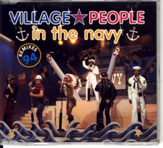 Village People - In The Navy 1994 Remixes