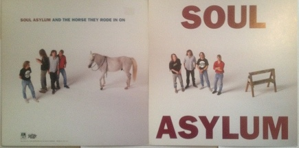 Soul Asylum - And The Horse They Rode In On Poster Flat