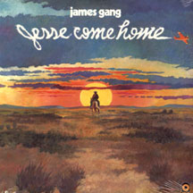 James Gang - Jesse Come Home Record
