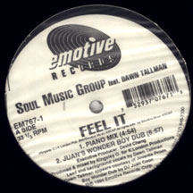 Feel It - Soul Music Group feat. Dawn Tallman