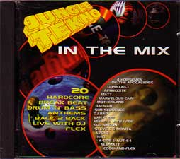 Various - Junglism Volume 1 - The 4 Track Sampler EP