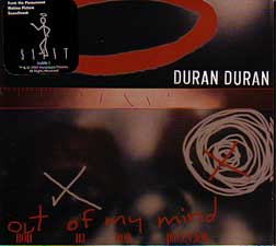 Duran Duran - Out Of My Mind Vinyl