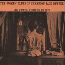 Dupree,Champion Jack - Women Blues Of Champion Jack Dupree, The