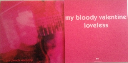 My Bloody Valentine - Loveless Poster Flat