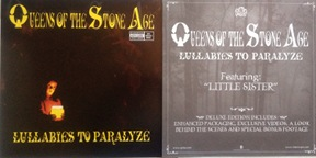 Queens Of The Stone Age - Lullabies To Paralyze Poster Flat