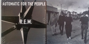 R.E.M. - Automatic For The People (band Photo Poster Flat)