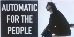 R.E.M. - Automatic For The People (pete Buck Poster Flat)