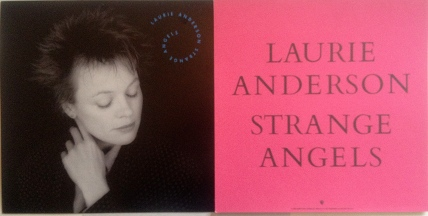 Anderson,Laurie - Strange Angels poster flat