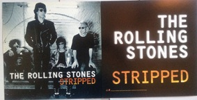 Rolling Stones - Stripped Poster Flat