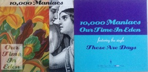10,000 Maniacs - Our Time In Eden Poster Flat