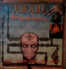 Voivod Nothingface Records, LPs, Vinyl and CDs - MusicStack